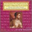 Scriabin;Tschaikowsky; Foster-Händel-Schubert