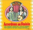 Aces of the Accordion 2: Feminine Accordion