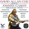 Sings Johnny Cash's Biggest Hits