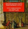 Giovanni Battista Viotti: Concertos Nos. 8, 11 & 12 for Violin & Orchestra - Viotti Chamber Orchestra