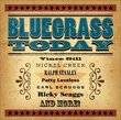Bluegrass Today { Various Artists }