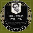 Ethel Waters 1935 to 1940