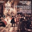 Frederick the Great: Symphonies and Concertos