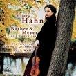 Hilary Hahn - Barber & Meyer: Violin Concertos