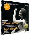 Annie Fischer & Leon Fleisher play Schumann & Beethoven Piano Concertos