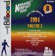 Karaoke: Billboard 1994 3