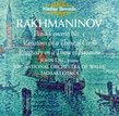 Rachmaninov: Rhapsody on a Theme of Paganini, etc.