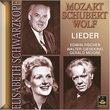 Elisabeth Schwarzkopf: Mozart, Schubert, Wolf Lieder