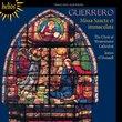 Francisco Guerrero: Missa Sancta et immaculata
