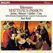 Telemann: St. Matthew Passion / Magnificat in C