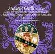 Corelli: Sonate da Camera Op 4, 1694 /Il Ruggiero * Marcante