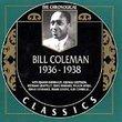 Bill Coleman 1936 1938
