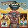 Illustrated David Allan Coe: 4 Classic Albums 1977-1979