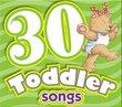 30 Toddler Songs Music CD