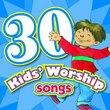 30 Kids Worship Songs Music CD