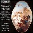 Vivaldi: Suonate da Camera a Tre - Trio Sonatas