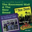 The Incredible Sound Of The Basement Wall / The New Breed - Want Ad Reader