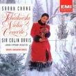 Tchaikovsky/ Brahms: Violin Concerto/ Hungarian Dances
