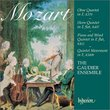Mozart: Quintet for Piano and Wind / Horn Quintet / Oboe Quartet