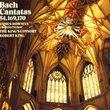 Bach Cantatas: 54; 169; 170