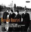 Borodin: String Quartet No. 1; Stravinsky: Concertino