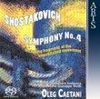 Shostakovich: Symphony No. 4 [Hybrid SACD]