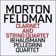 Clarinet & String Quartet