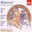 Ravel - Cantates de Rome / Gens · Beuron · Tézier - Delunsch · Uria-Monzon · Groves · Amsellem · Barrard · Plasson