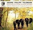 Georg Philipp Telemann: Sonate a Cinque & Quattro