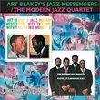Art Blakey's Jazz Messengers with Thelonious Monk/The Modern Jazz Quartet