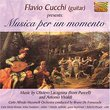 Musica per un momento - Suite for Guitar and String Orchestra by O. Lacagnina (after Purcell) / Vivaldi - Concerto in D Major for Guitar, 2 violins and continuo / Trio in G minor / Trio in C Major