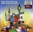 Basin Street Records 2005 Festival Sampler