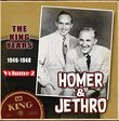 Homer & Jethro - The King Years 2