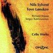 R. Strauss, S. Rakhmaninov [Rachmaninoff]: Cello Sonatas