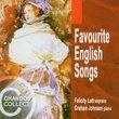 Favorite English Songs