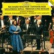 Wagner: Tannhäuser/Siegfried-Idyll/Tristan und Isolde