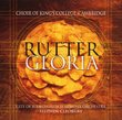 Rutter: Gloria