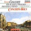 Antonio Vivaldi: Concerti For Wind And Strings / Concerto Koln