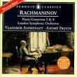 Rachmaninov: Piano Concertos no 3 and 4 / Ashkenazy, Previn (Penguin Music Classics Series)