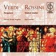 Verdi: Requiem; Rossini: Stabat Mater