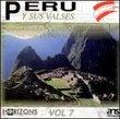 Peru Y Sus Valses
