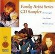Family Artist Series CD Sampler