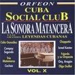 Cuba Social Club: Sonora Matancera Y Grandes 10