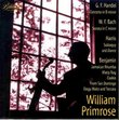 William Primrose plays Handel: Concerto in B Minor / Wilhelm Friedrich Bach: Sonata in C Minor / Harris: Soliloquy and Dance / Benjamin: Elegy, Waltz and Toccata; Jamaican Rhumba; Matty Rag; Cookie