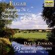 Sir Edward Elgar: Symphony No.1/Pomp and Circumstance Marches No.1 & No.2