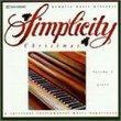 Simplicity Christmas: Volume 3 - Piano