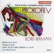 Prokofiev: The Complete Piano Music, Vol. 6