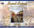 Saint Saens: The Complete 5 Piano Concertos