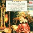 Christmas Oratorio Arias & Choruses