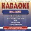Karaoke: Jimmy Buffet